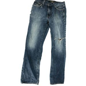 Lucky Brand Mens Straight Jeans Size 32 X 34